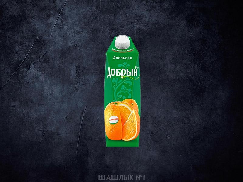 Сок «Добрый» (апельсин)