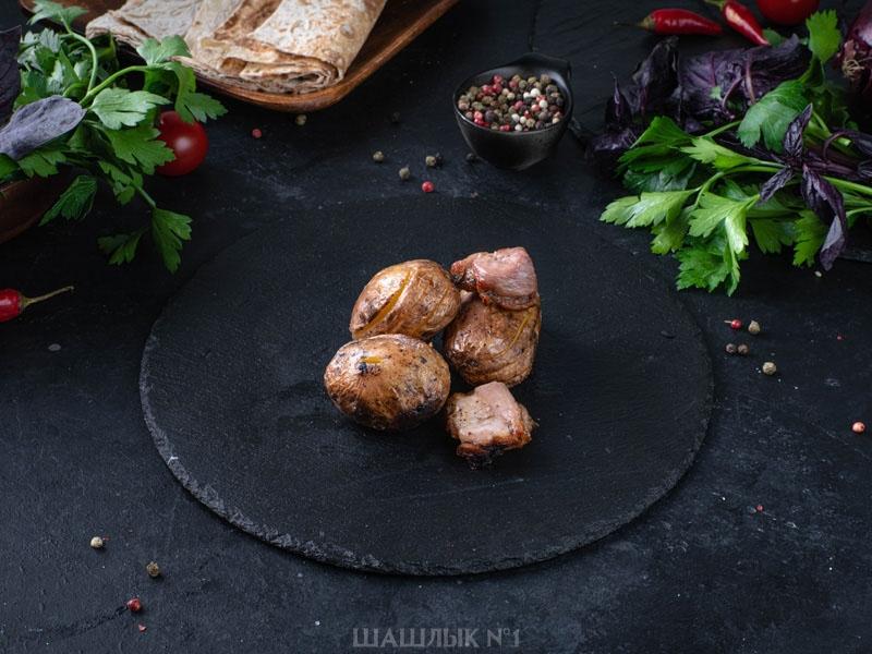 Картошка с обрезками